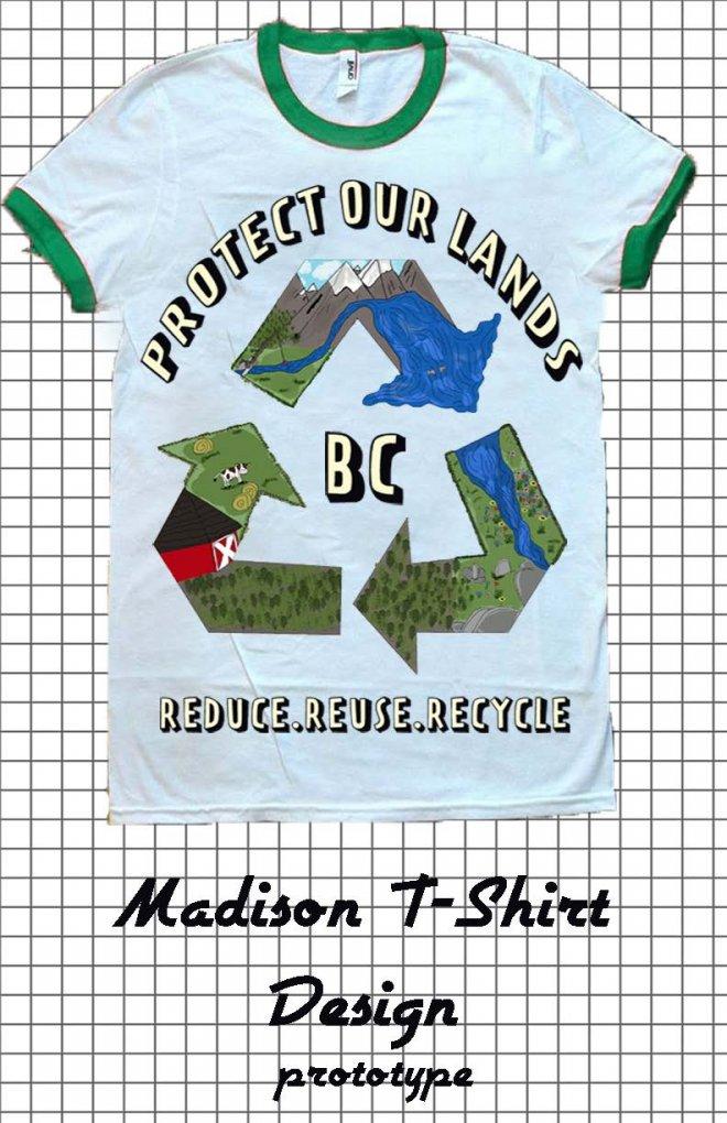 T-Shirt Design On T-shirt