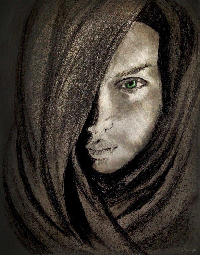 cheyenne-sabo-facescarf-drawing
