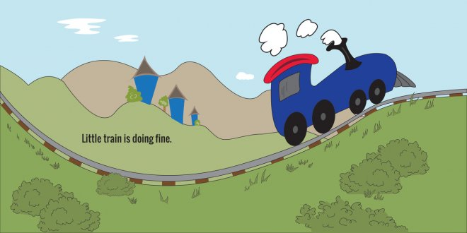 train story 3 mood